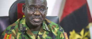 Buratai Says Soldiers Were Ensuring Curfew Compliance At Lekki During Shooting Incident 26