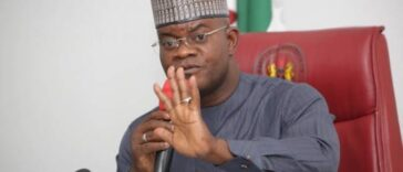COVID-19: Governors Received N1Billion Each From Buhari, N1.1Billion From World Bank – Yahaya Bello 24