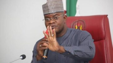 COVID-19: Governors Received N1Billion Each From Buhari, N1.1Billion From World Bank – Yahaya Bello 8