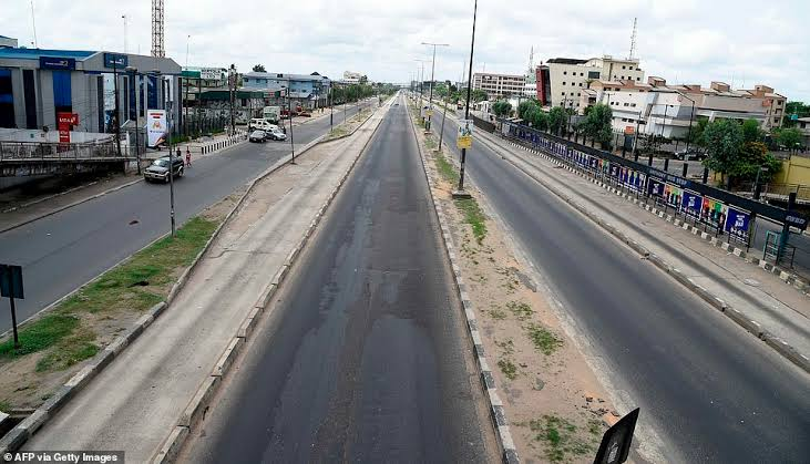 #EndSARS: Residents Now Live In Fear After Police Abandoned Streets In Lagos, Abuja 1