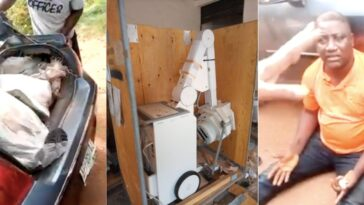 Pastor Sunday Edino Arrested For Looting N1.2 Million Medical Equipment In Kogi [Photos] 1