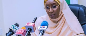 """I Forgives All Those Who Accused Me Of Hiding COVID-19 Palliatives"" - Sadiya Farouq 28"