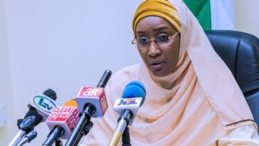 """I Forgives All Those Who Accused Me Of Hiding COVID-19 Palliatives"" - Sadiya Farouq 12"