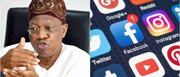 "#EndSARS: ""Nigeria Must Regulate Social Media Before It Destroys Us"" – Lai Mohammed 25"