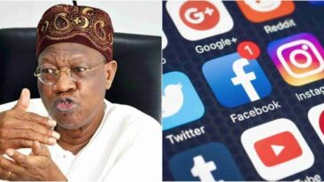 "#EndSARS: ""Nigeria Must Regulate Social Media Before It Destroys Us"" – Lai Mohammed 11"