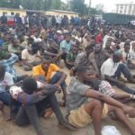 #EndSARS: Police Arrests 520 Suspects For Violence In Lagos Including Those Who Burnt BRT Buses, TVC 28