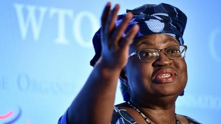 Nigeria's Ngozi Okonjo-Iweala Becomes First African, And First Woman To Emerge WTO DG 1