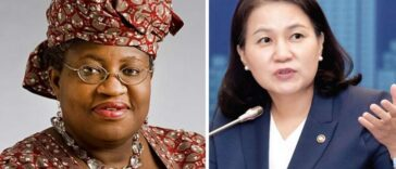 United State Blocks Okonjo-Iweala's Appointment As WTO DG, Insists On South Korean 26