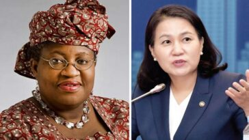 United State Blocks Okonjo-Iweala's Appointment As WTO DG, Insists On South Korean 11