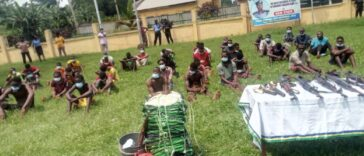 Prisoners Who Escaped From Edo Prison Re-Arrested For Robbery And Attempted Murder 25