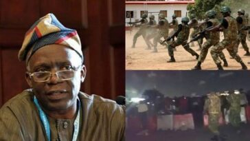 Lekki Shooting: Femi Falana Reveals Why Families Of Victims Are Afraid To Speak Out 12