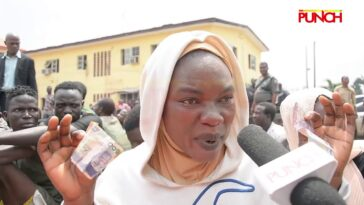 """Soldiers Arrested Me On My Way To Buy Food Stuffs In Lagos"" – Mother Of Four Cries Out [Video] 8"