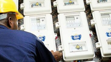 Federal Government Begins Distribution Of Free Electricity Metres To Nigerians 10