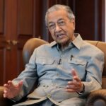Malaysia's Former PM, Mahathir Mohamad Says Muslims Have Right To Kill Millions Of French People 27