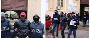 Police Arrests 74 Nigerian Cultists Running Prostitution And Drug Trafficking Rings In Italy 23