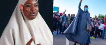 I'm Being Cursed In Mosques Over My Involvement In #ENDSARS Protest - Aisha Yesufu 26