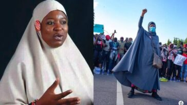 I'm Being Cursed In Mosques Over My Involvement In #ENDSARS Protest - Aisha Yesufu 12