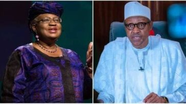 Buhari Speaks With European Council President Over Emergence Of Okonjo-Iweala As WTO DG 13