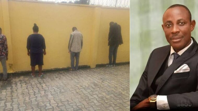 DSS Arrests 4 Suspects Over Attempt To Kidnap Bayelsa LG Chairman, Uroupaye Nimizuoa 3