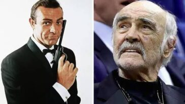 Legendary 'James Bond' Actor, Sean Connery Dies In His Sleep At Age Of 90 15