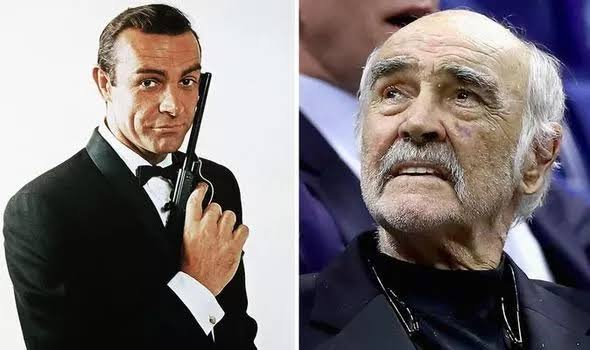Legendary 'James Bond' Actor, Sean Connery Dies In His Sleep At Age Of 90 1