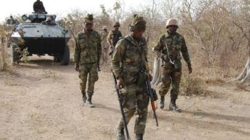Nigerian Soldier Dies In Gun Battle With Bandits While Rescuing A Nursing Mother In Katsina 2