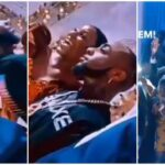 Davido Storms Wedding In Ghana, Leaves Couple Excited As He Performs For Free [Video] 27