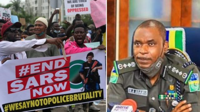 """#EndSARS: """"Protect Yourselves, Policemen Can't Guarantee Security"""" – DPO Tells Nigerians 1"""