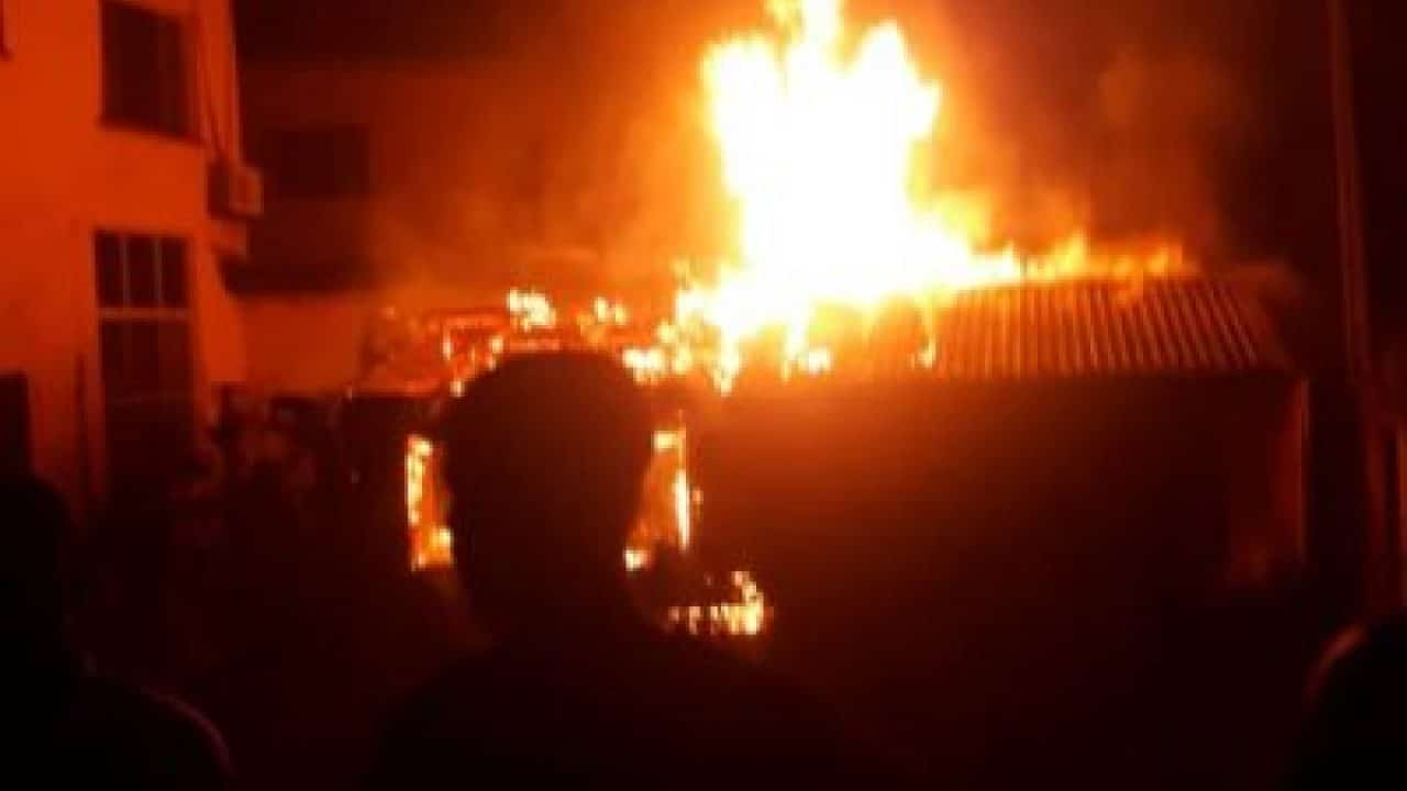 Pastor And His Female Assistant Burnt To Death By Jealous Lover In Bayelsa State 1