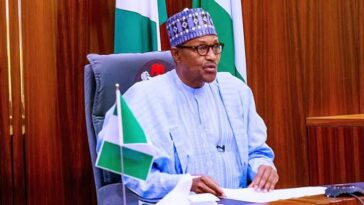 """""""Stop #EndSARS Protest, Let's Talk At The Negotiation Table"""" – President Buhari Tells Nigerian Youths 2"""
