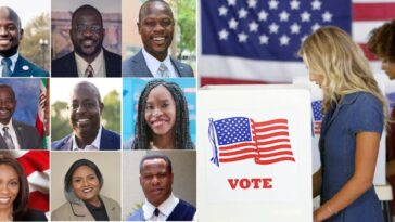 Meet Nine Nigerians Who Are Contesting In The United States' Elections On Tuesday 5