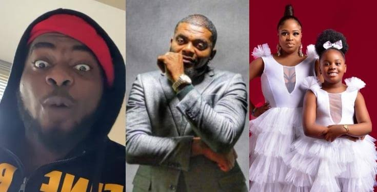 Kelly Hansome Calls Out His Baby Mama For Taking Their Daughter To Meet And Sleep With Men In Hotels 1