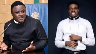 Governor Ayade Denies Arresting A Catholic Priest, Rev. Fr. Titus Armon In Cross Rivers 3