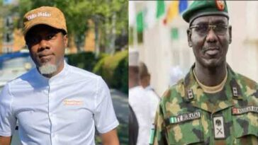 Reno Omokri Says His Greatest Desire Is To Have One-On-One Combat Fight With General Buratai 9