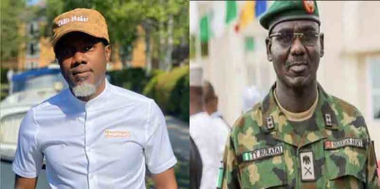 Reno Omokri Says His Greatest Desire Is To Have One-On-One Combat Fight With General Buratai 1