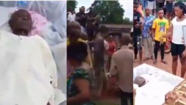 Dead Man Still Looks Fresh And Breathing After His Corpse Was Exhumed One Year After His Death [Video] 8