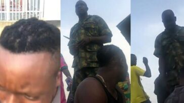 Operation Burst: Soldier Cuts Man's Hair With Scissors After Allegedly Extorting Money From Him [Video] 6