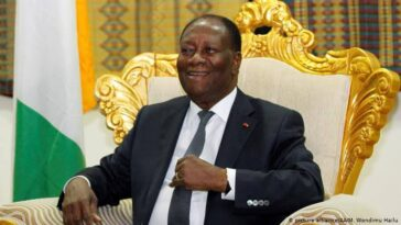 Cote d'Ivoire's 78-Year-Old President Alassane Ouattara Re-Elected For 3rd Term With 94.27% Votes 1