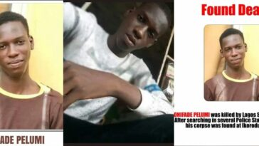 Young Journalist, Pelumi Killed By Police After He Filmed Politician Shooting #EndSars Protesters 7