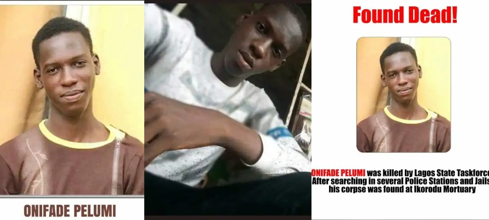 Young Journalist, Pelumi Killed By Police After He Filmed Politician Shooting #EndSars Protesters 1
