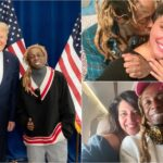 Lil Wayne's Girlfriend, Denise Bidot Dumps Him Over His Support For President Trump 28