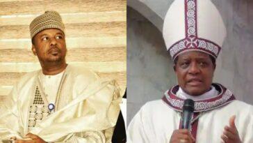 Governor Ganduje's Aide, Yakasai Demands Arrest Of Enugu Catholic Bishop, Godfrey Onah 1