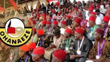 Ohanaeze Expresses Concern Over Alleged Killings Of Igbo People In Oyigbo, Rivers State 8
