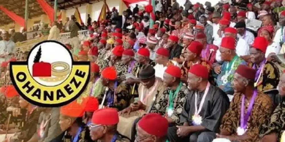Ohanaeze Expresses Concern Over Alleged Killings Of Igbo People In Oyigbo, Rivers State 1