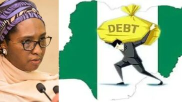 Finance Minister, Zainab Ahmed Says Nigeria's Debt Will Hit N38.68 Trillion By Next Year 4