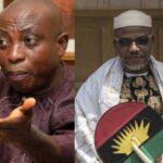"""""""Wike Is Not Killing Any Igbo Man"""" - Uwazuruike Blames Nnamdi Kanu For Oyigbo Massacre 28"""