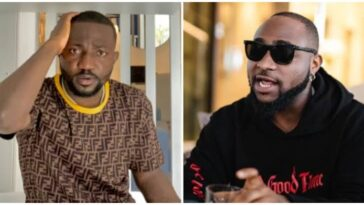 """If You Try Me, You Try God"" - Filmmaker, HG2 Accuses Davido Of Planning To Kill Him 1"
