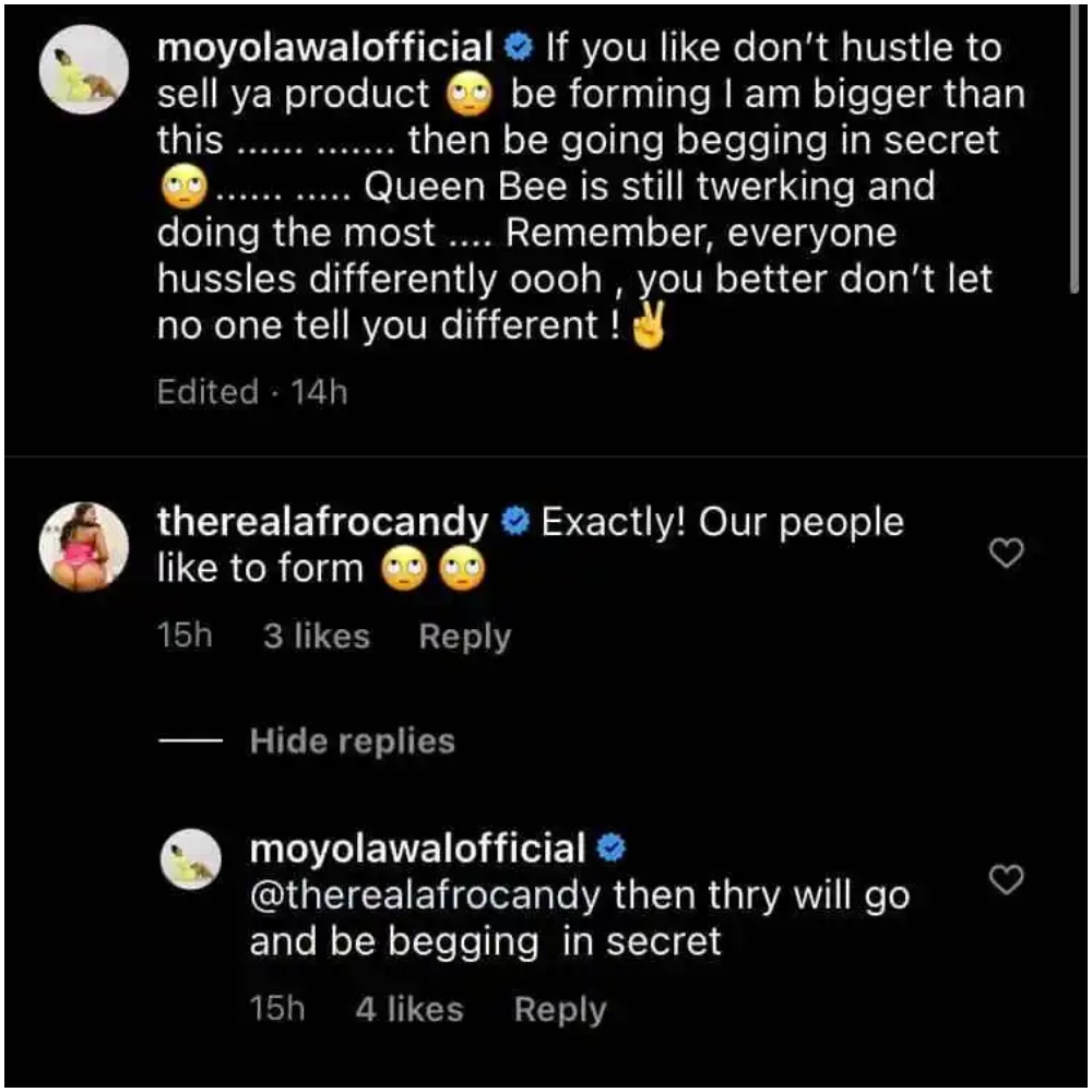 Those Preaching Repentance To Me Are In My Inbox Begging For Money – Nigerian Pοrnstar, Afrocandy 2