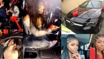 BBNaija Fans Surprises Dorathy With Mercedes Benz Car Gift Worth N11 Million For Birthday [Video] 2