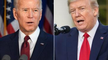 Donald Trump Considers Legal Battle As Joe Biden Leads In US Presidential Election 7